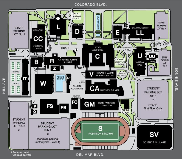 McMaster University > Welcome To McMaster > Campus Map